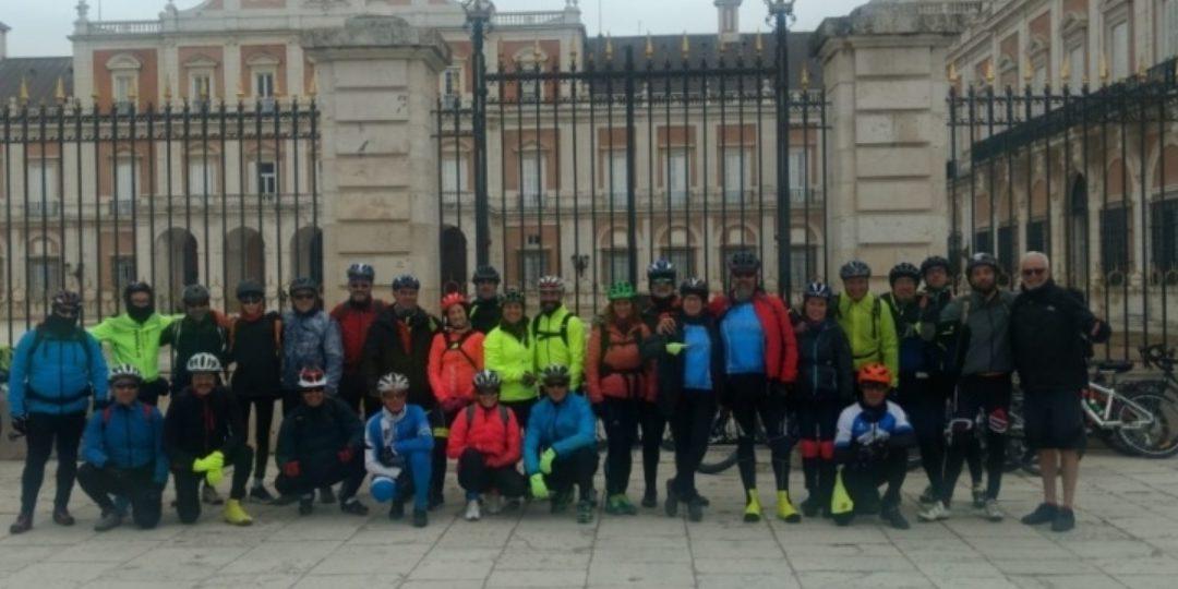 Crónica – La 1ª clásica Madrid-Aranjuez (abril 2019)